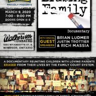 """For Immediate Release: Exclusive screening of the documentary, """"Erasing Family!"""" (FREE Event)"""
